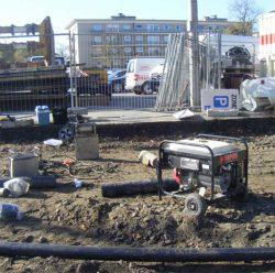Europower генератор мини-электростанция бензиновая