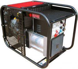 сварочный генератор бензиновый Europower EP 400 XE DC