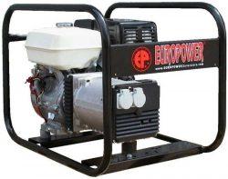 EP 4100 LN E Honda GX270 двигатель генератор Sincro