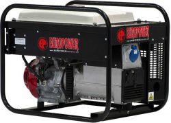 EP 7000 LN 7000 LE GX390 Sincro Honda мни-электростанция обзор