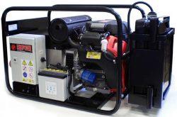 ЕР 12000 E 16000 ТЕ Honda GX690 двигатель альтернатор Sincro