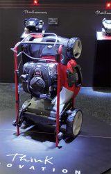 InStart газонокосилка аккумулятор технология