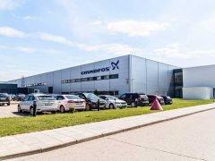 Grundfos Грундфос завод в России Истра