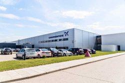 Грундфос Истра Grundfos производство насосов в России