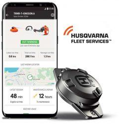 Husqvarna Fleet Service Хускварна инновации