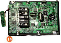 электронный блок шуруповёрта аккумуляторного