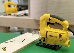 надёжный лобзик для мастерской дома Stanley