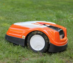 Stihl iMow Viking газонокосилка робот