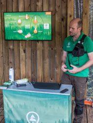 сервис обучение лесозаготовителей Штиль Stihl