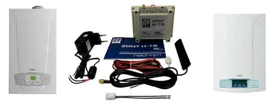 система удаленного управления Zont H-1B