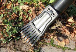 насадка грабли пылесос воздуходувка уюорка листьев
