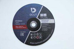 Отрезной абразивный круг Dcut 230 2,5 мм