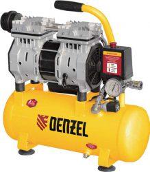 Denzel DLS650/10 DLS950/24 отзывы безмасляные двухцилиндровые коаксиальные