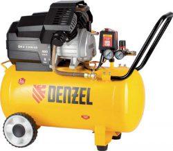 Denzel DKV2200/50 DKV2200/100 поршневые масляные двухцилиндровые коаксиальные