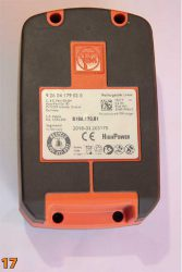 батарея аккумулятор Fein 18 В 5,2 А*ч