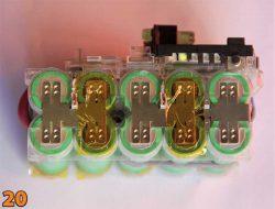 ячейки аккумулятор банки экспертиза тест