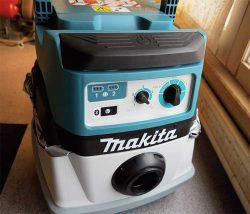 Makita аккумуляторный пылесос парфоратор