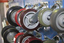 Tellure Rota качество колёсные опоры