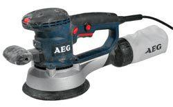 AEG EX 150 E Тест эксцентриковые шлифовальные машины