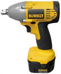 DeWALT DW053 K2 тест аккумуляторный ударный гайковерт