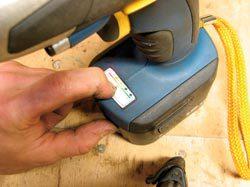 Elmos CIW 221 тест аккумуляторный ударный гайковерт
