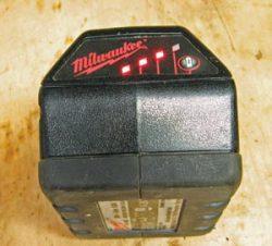 Milwaukee V28 IW аккумуляторный ударный гайковерт тест