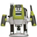 Worx WU601 мини-тест фрезера