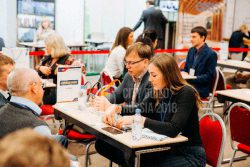 City Build Russia 2018 выставка переговоры строительная Санкт Петербург 22 23 октября