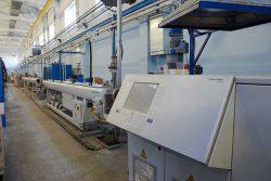 производство труба ПНД полиэтилен низкого давления
