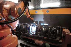 сварка робот завод в России
