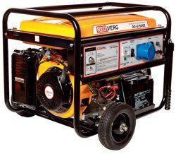 RD-G5500 RD-G6500Е RD-G6500ЕN RD-G7500E генератор отзывы цена