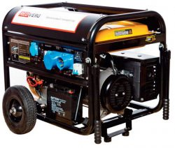 бензиновый генератор RD-G8000EN RD-G8000EN3 RD-G8000ENA