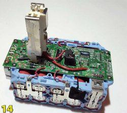 банки аккумулятор батарея LGABHE21865 G