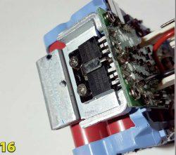 плата полевых транзисторов IRFB7437 шуруповёрта в разборе фото