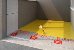 Утепление балкона плитами XPS Техноплекс