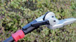 лезвие ножницы для кустов забор