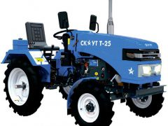 Трактор Скаут Т 25 T мотоблок Scout навесное оборудование