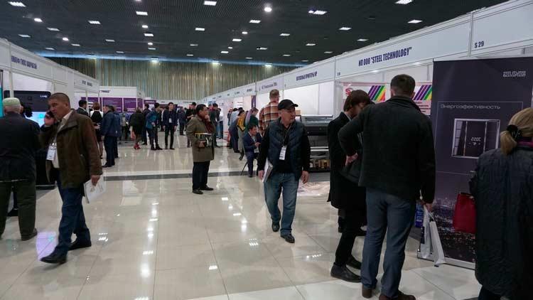 Выставка ShymkentBuild 2019 Казахстан Шымкент 13 15 марта строительная интерьерная