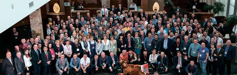 Конференция 2019 Unisaw Group Юнисоо 5 континент Dealer Team №1