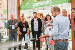 Greenworks MachineStore конференция