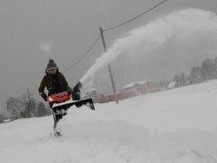 Патриот Сибирь 999ЕКХ Patriot снегоуборщик снегоотбрасыватель тест отзывы