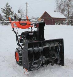 Патриот Сибирь 999ЕКХ Patriot снегоуборщик снегоотбрасыватель