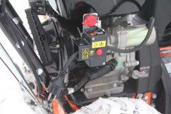 Патриот Сибирь 999ЕКХ Patriot снегоуборщик снегоотбрасыватель электростартер 220 В выключатель зажигания