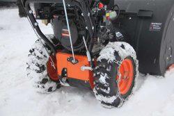 Patriot Патриот Сибирь 999ЕКХ снегоуборщик снегоотбрасыватель цепи колеса