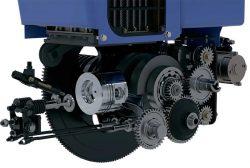 Скаут Т 15 T 18 25 мини трактор Scout дизельный двигатель мотор