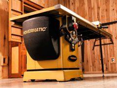 Powermatic PM2000B ИТА СПб станок циркулярный пила дисковая стационарная