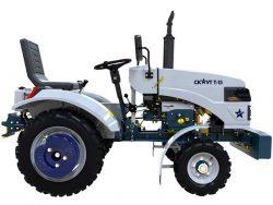 Трактор Скаут Т 15 Generation II T мотоблок Scout навесное оборудование