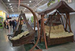 садовая мебель выставка Крокус Экспо Дом и сад