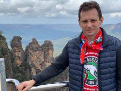 Юнисоо Unisaw Group Александр Маркин конференция дилер 2019 Австралия Новая Зеландия Сингапур генеральный директор