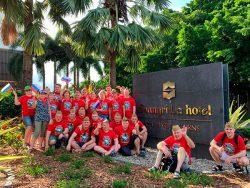 Unisaw Group Юнисоо конференция 2019 дилер Австралия Новая Зеландия Сингапур